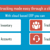 Business tracking made easy through a cloud based ERP
